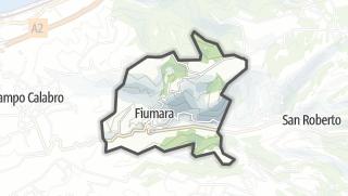 Mapa / Fiumara