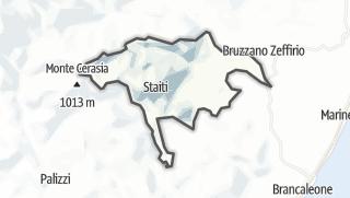 Mapa / Staiti