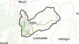 Hartă / Lintgen