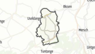 Hartă / Boevange-sur-Attert