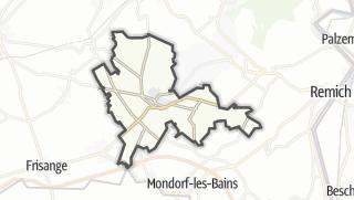 地图 / Dalheim
