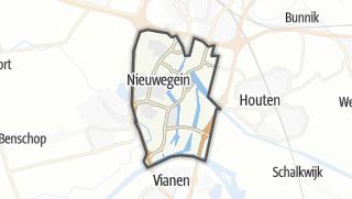 Carte / Nieuwegein