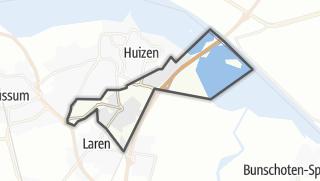 Mapa / Blaricum