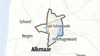 Mapa / Langedijk