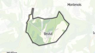 Mapa / Beutal