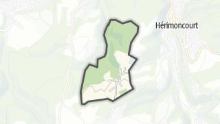 Mapa / Thulay