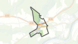 Térkép / Séchin