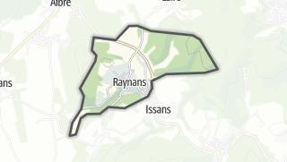 Térkép / Raynans