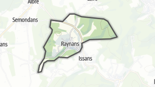 Mapa / Raynans