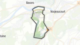 Mapa / Berche