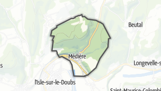 Mapa / Médière