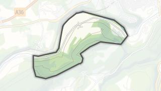 Mapa / Esnans
