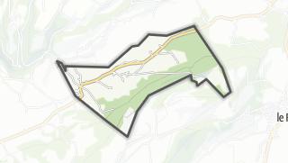 Mapa / Le Luhier