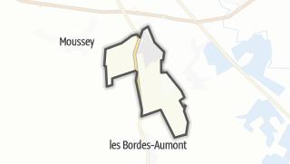 Mapa / Isle-Aumont