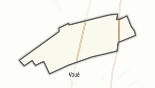 Mapa / Saint-Remy-sous-Barbuise