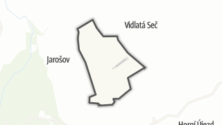 Cartina / Chotěnov