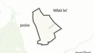 Mapa / Chotěnov