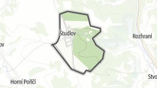 Mapa / Študlov