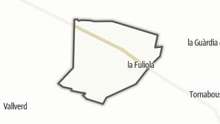 地图 / la Fuliola