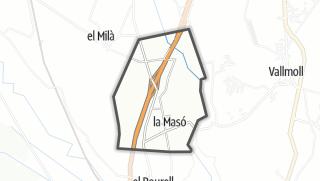 地图 / la Masó
