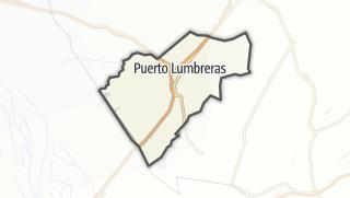 Térkép / Puerto Lumbreras