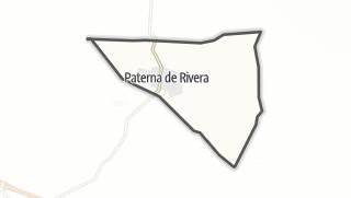 地图 / Paterna de Rivera
