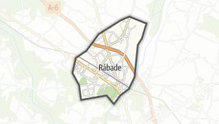 Kartta / Rábade