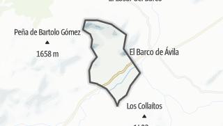 Mapa / La Carrera