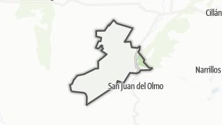 Mapa / Manjabálago