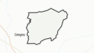 Mapa / Collado de Contreras