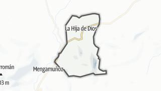Mapa / La Hija de Dios