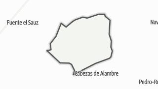 Mapa / Donjimeno