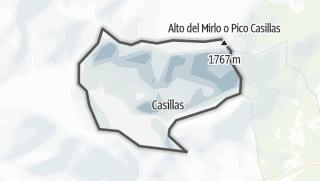 Mapa / Casillas