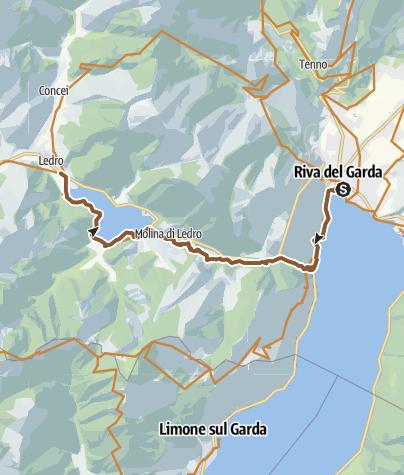 Cartina / Ponale