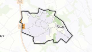 Карта / Fabas