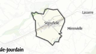 Карта / Ségoufielle