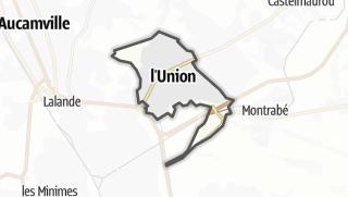 Térkép / L'Union