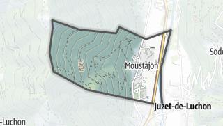 Térkép / Moustajon