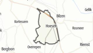 Cartina / Hoeselt