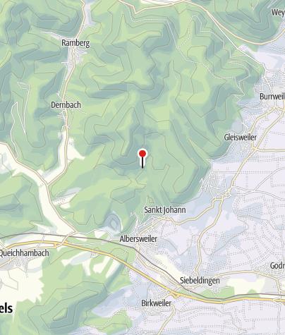 Karte / Landauer Naturfreundehaus am Kiesbuckel