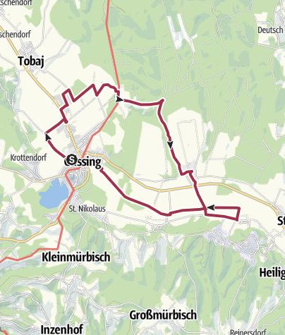 Kartta / ÖkoEnergieweg