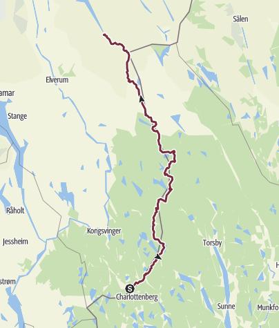Karte Norwegen Schweden.Finnskogleden Entlang Der Grenze Zwischen Norwegen Und