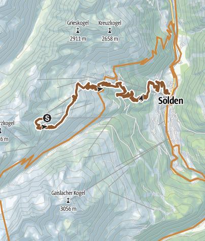Map / Long Line Giggijoch