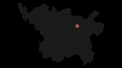 Carte / Der Lieserpfad - Wandern von der Quelle bis zur Mündung