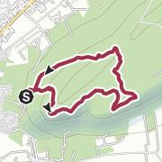 Map / Mount Nittany Loop
