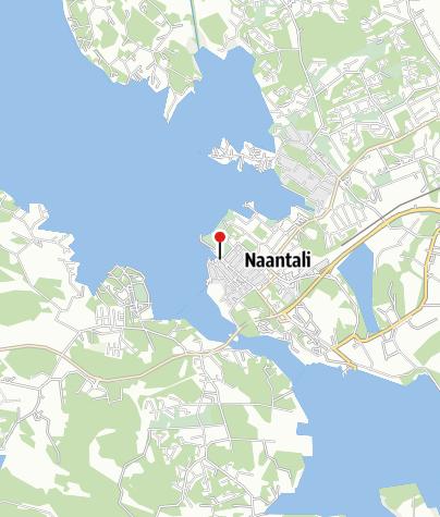 Map / Archipelago trail - Self-guided bike tour at unique surroundings