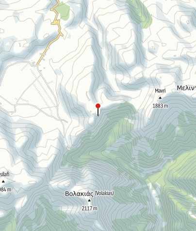 Karte / Kalergi Hütte