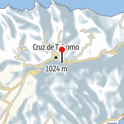 地图 / Mirador Pico del Inglés