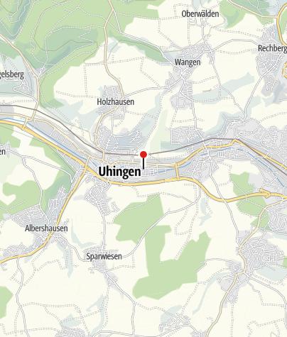 Karte / Gasthaus Drei Hüte