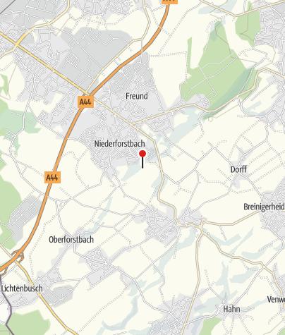 Karte / Rollefbachviadukt
